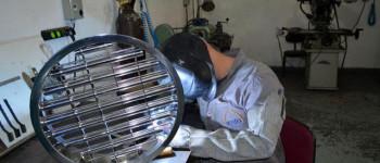 Fabricação e Reforma de Equipamentos em Titânio