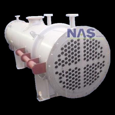 Condensadores e evaporadores de titânio
